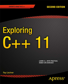 Exploring C++ 11, 2nd Edition