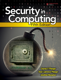 Security in Computing, 5th Edition