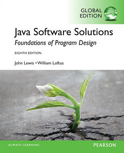 Java Software Solutions: Global Edition, 8th Edition