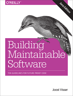 Building Maintainable Software, Java Edition