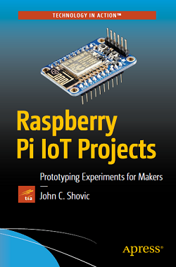 Raspberry Pi IoT Projects